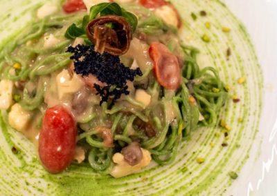 Tagliolini fatti in casa - ristorante Parravicini a Tirano