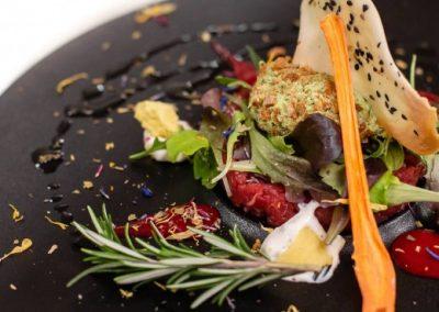 Piatti gourmet - ristorante Parravicini a Tirano
