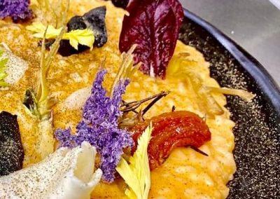 Primo piatto - ristorante Parravicini a Tirano